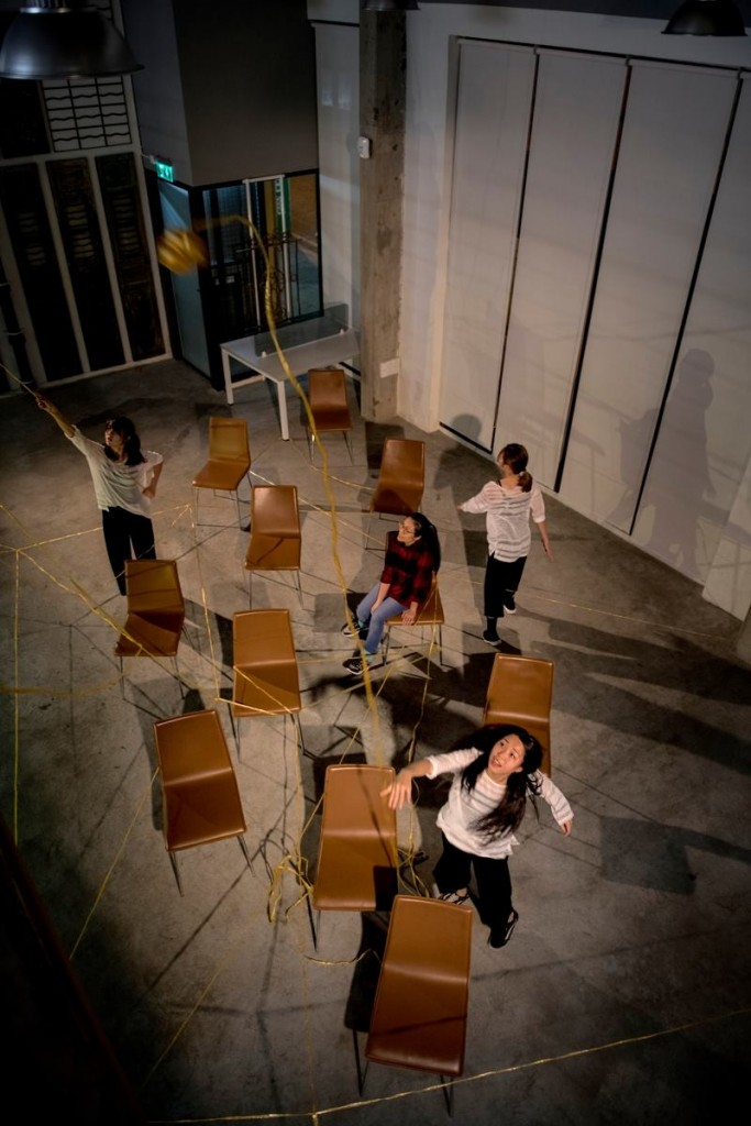 《記憶.郵此起》劇照(劇照由四維空間提供│Nico Fernandes/Leonor Rosario攝影)