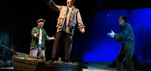 第十屆華文戲劇節―上海話劇藝術中心《老大》 (相片由香港戲劇協會提供)