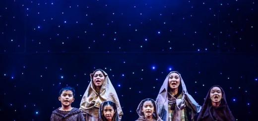 《神燈》演出相片(相片來源:小山藝術會Facebook)