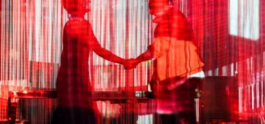 第二十八屆澳門藝術節《虛域》│ 卓劇場藝術會(圖片由文化局提供│攝影  許斌)