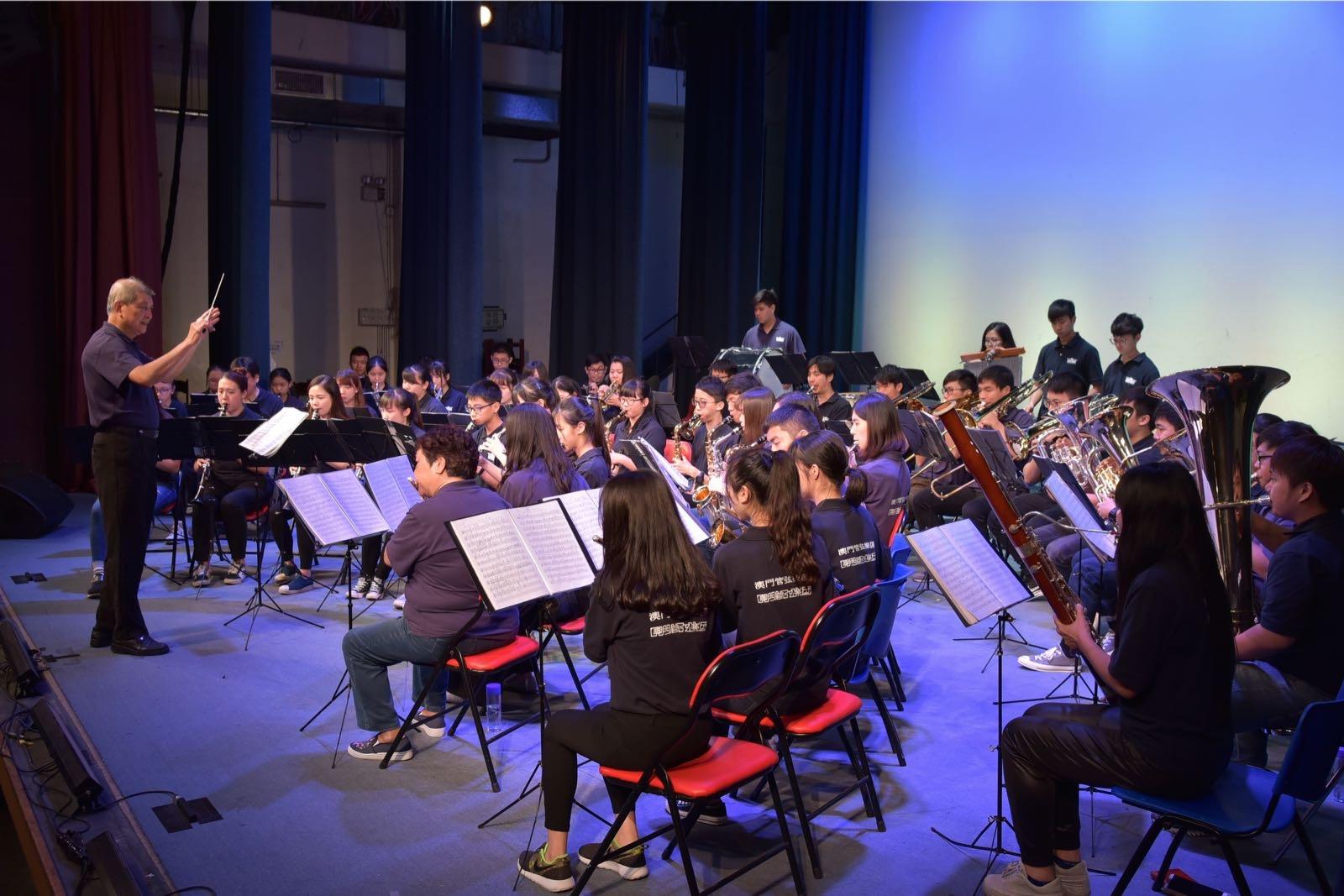 《傳統節日 粵韻名曲音樂會》演出相片(劇照由澳門基金會提供)