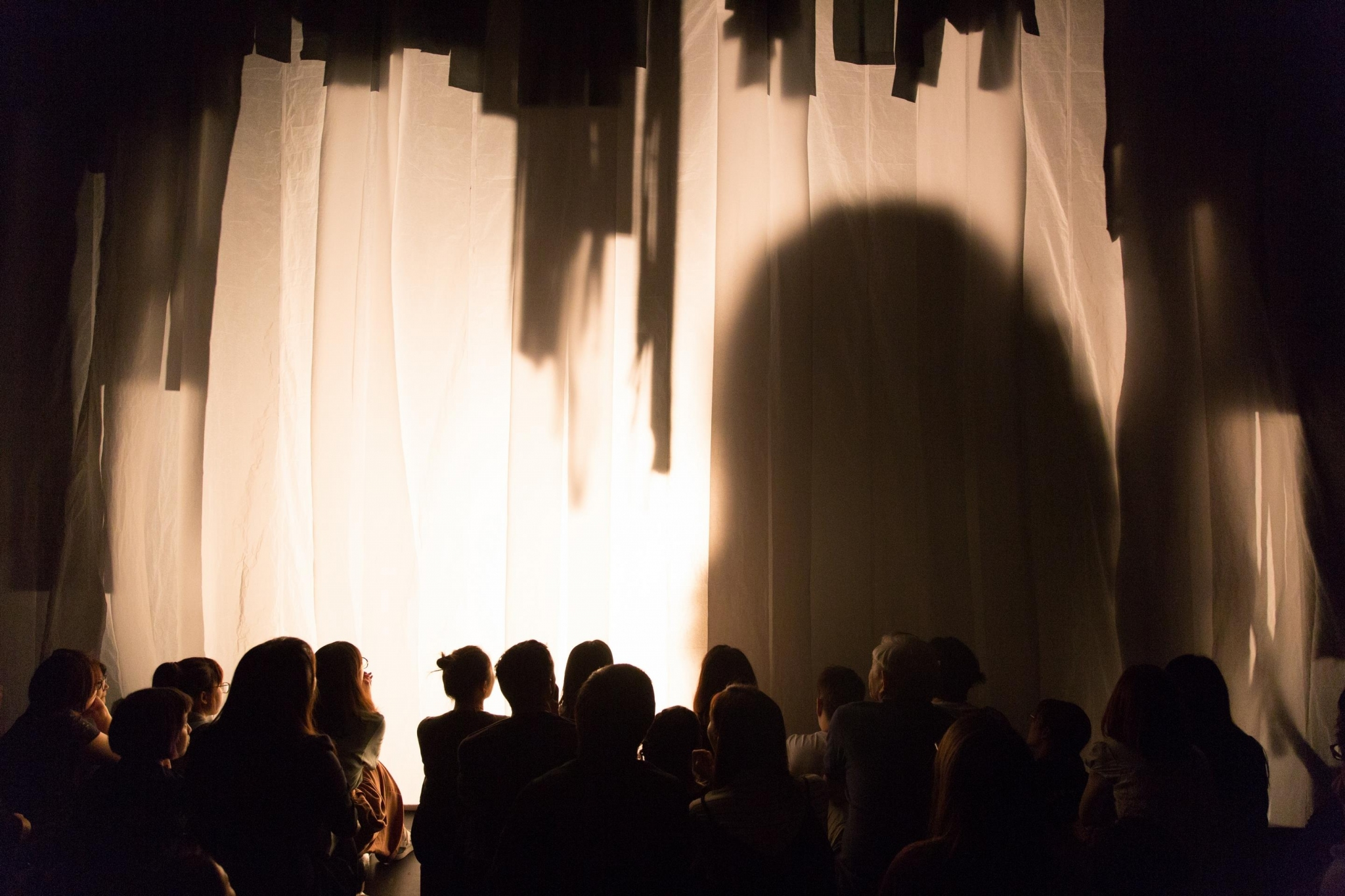 《洞穴爆發:奇異毛球》演出相片(劇照由澳門文化局提供)