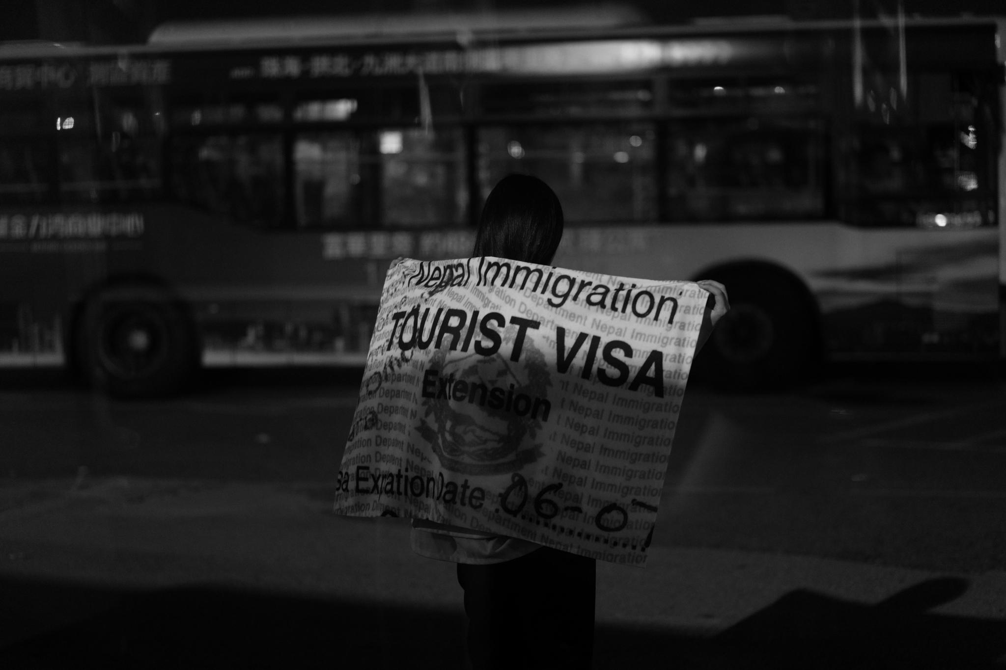 《誰倒了這片土地》演出照片(劇照由劇場搏劇場 BOK Festival提供;Photo Credit: NickyC )
