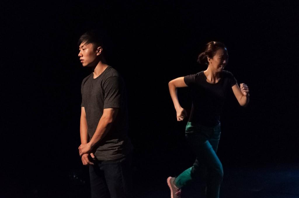 街舞小劇場《Project D》(相片由澳門舞者工作室提供 / 攝影  Kenneth)