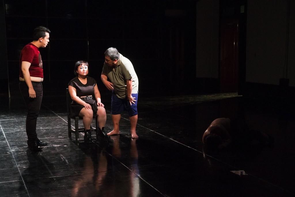 第26屆澳門藝術節 -侯貝多.如戈 》/夢劇社   (相片由澳門文化局提供)