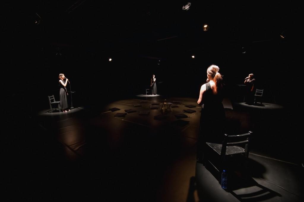 非常一搏(4)-Water Singers《音感》(相片由劇場搏劇場提供)