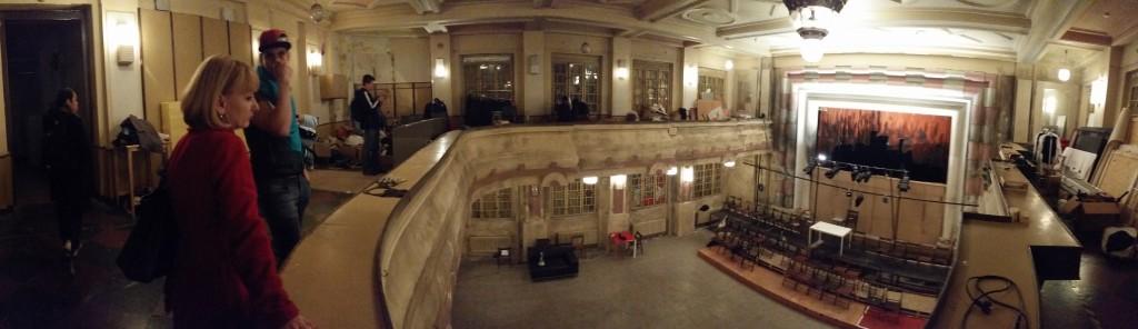 8二樓包廂俯視