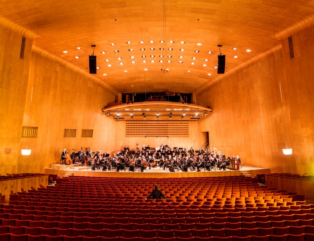 《瑞典哥德堡交響樂團音樂會》 (相片由澳門文化中心提供 攝影:Ola Kjelbye)