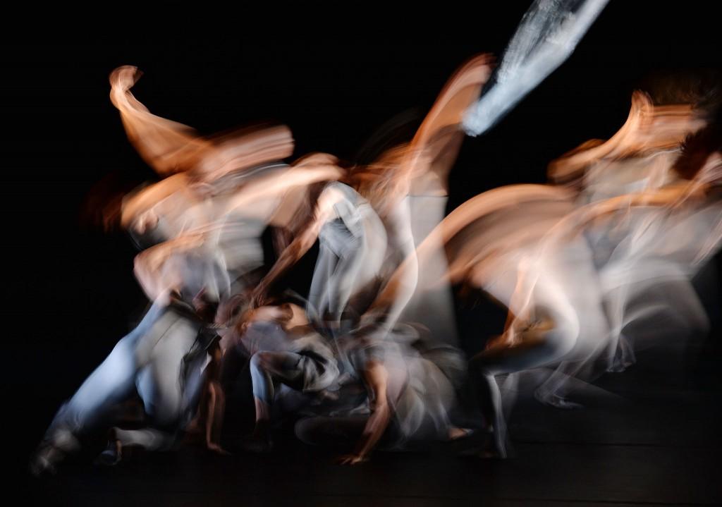 第26屆澳門藝術節《空氣動力學》/ 林文中舞團(台灣) (相片由澳門文化局提供)