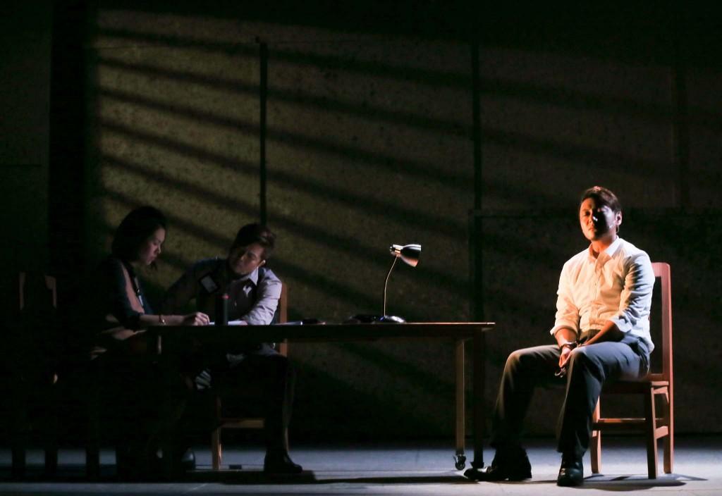 第26屆澳門藝術節 -《決定‧性 》/葉玉君 x 陳飛歷   (相片由澳門文化局提供)