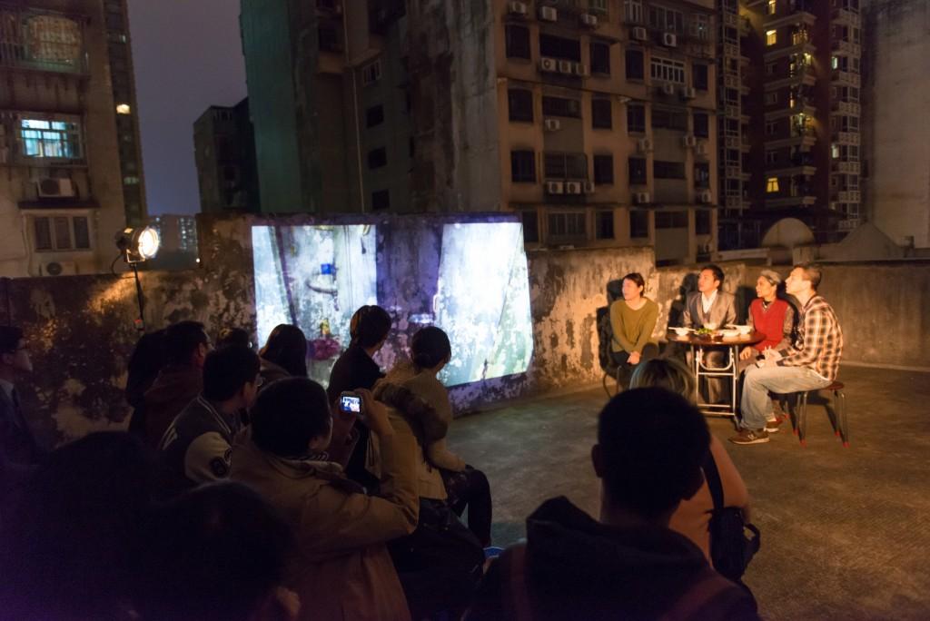 《善豐善豐》(相片由小城實驗劇團提供 攝影│Nathan Fong)