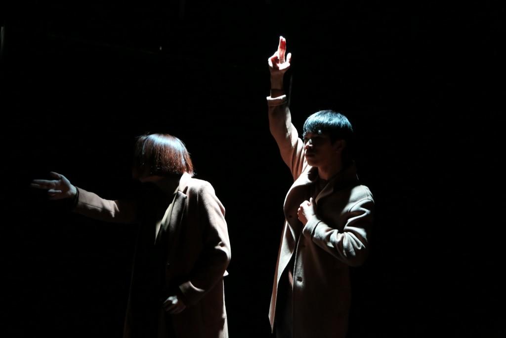 《女子.一支雙人舞》(劇照由詩篇舞集提供)