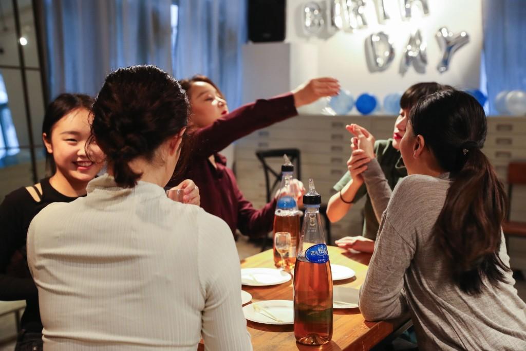 第十六屆澳門藝穗節─《五個女人》演出相片(相片由文化局提供)