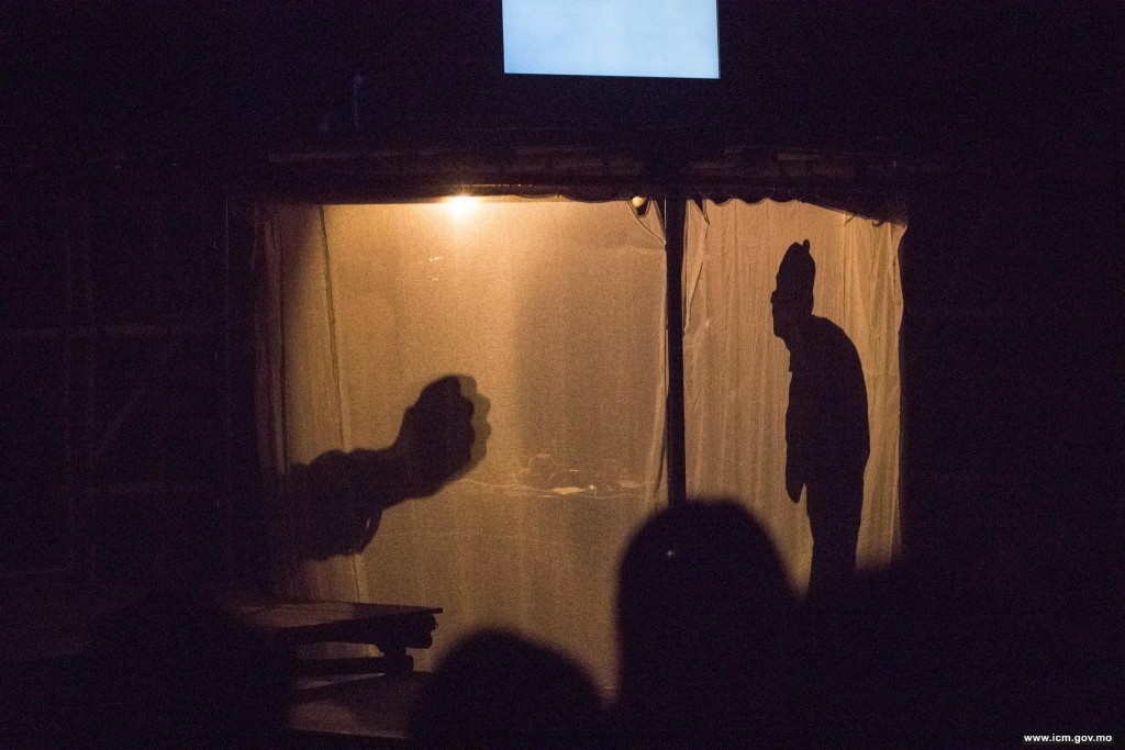 第二十八屆澳門藝術節-《甲戌風災》演出相片(相片由文化局提供)