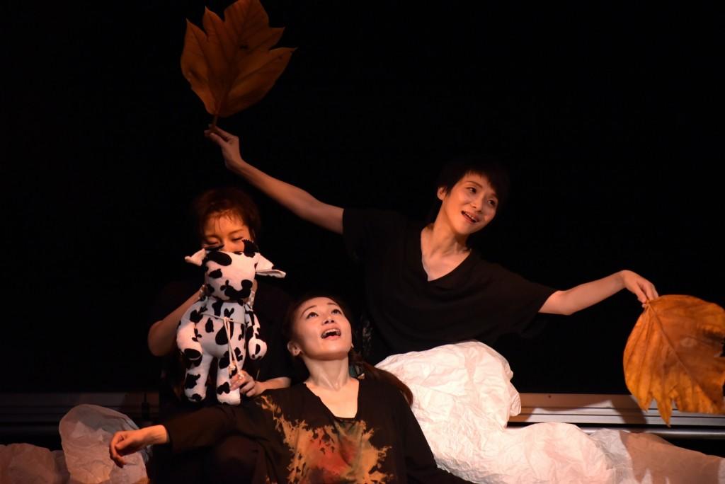 兒童偶劇《找記憶》(相片由足跡提供)
