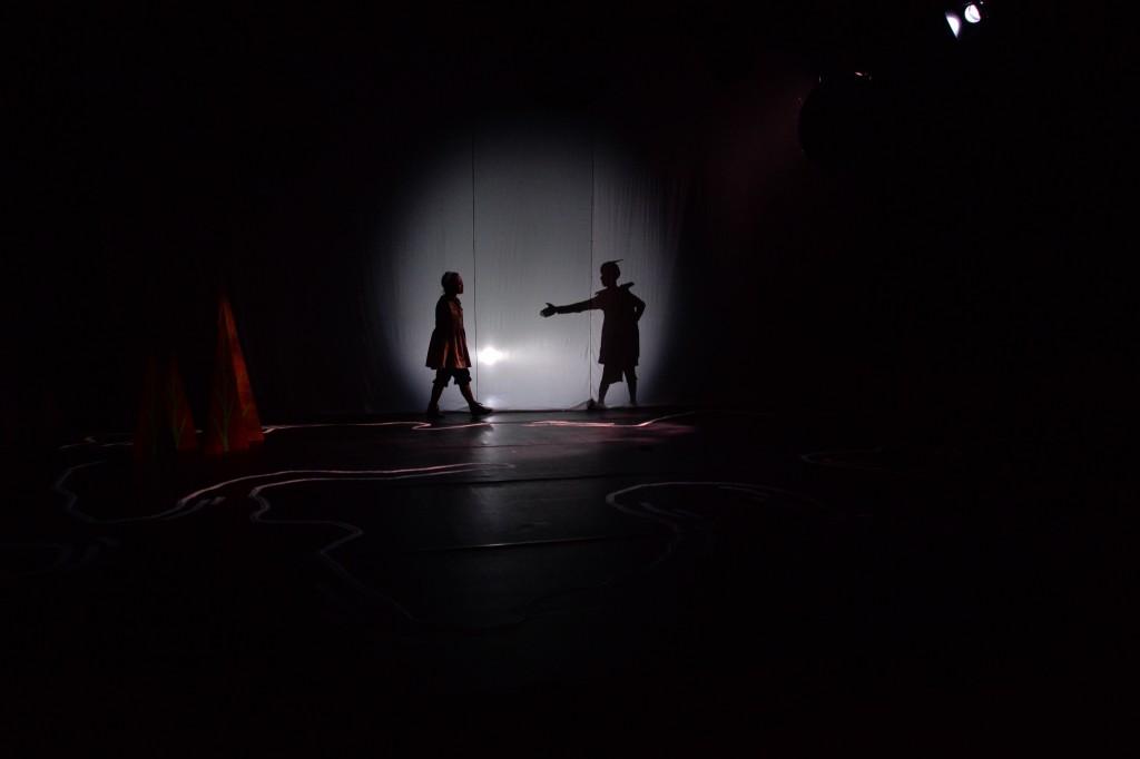 《小孩俠》演出相片(相片由石頭公社提供)