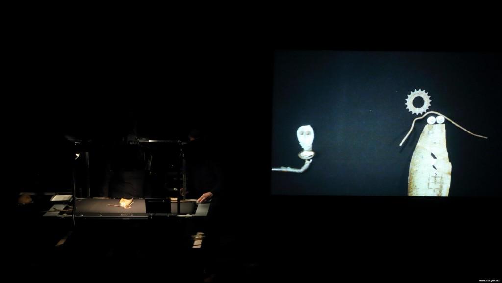 第二十八屆澳門藝術節《生鏽鐵及各路英雄》│ TAMTAM物件劇團(荷蘭)(圖片由文化局提供)