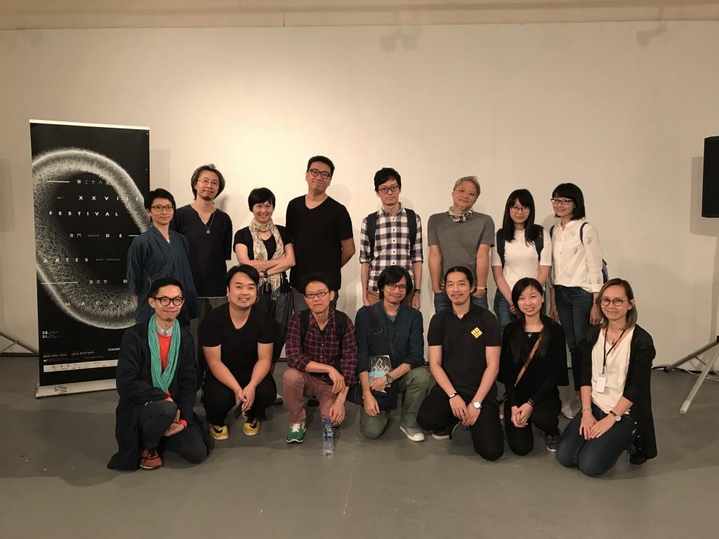 藝術節自由講(照片由文化局提供)