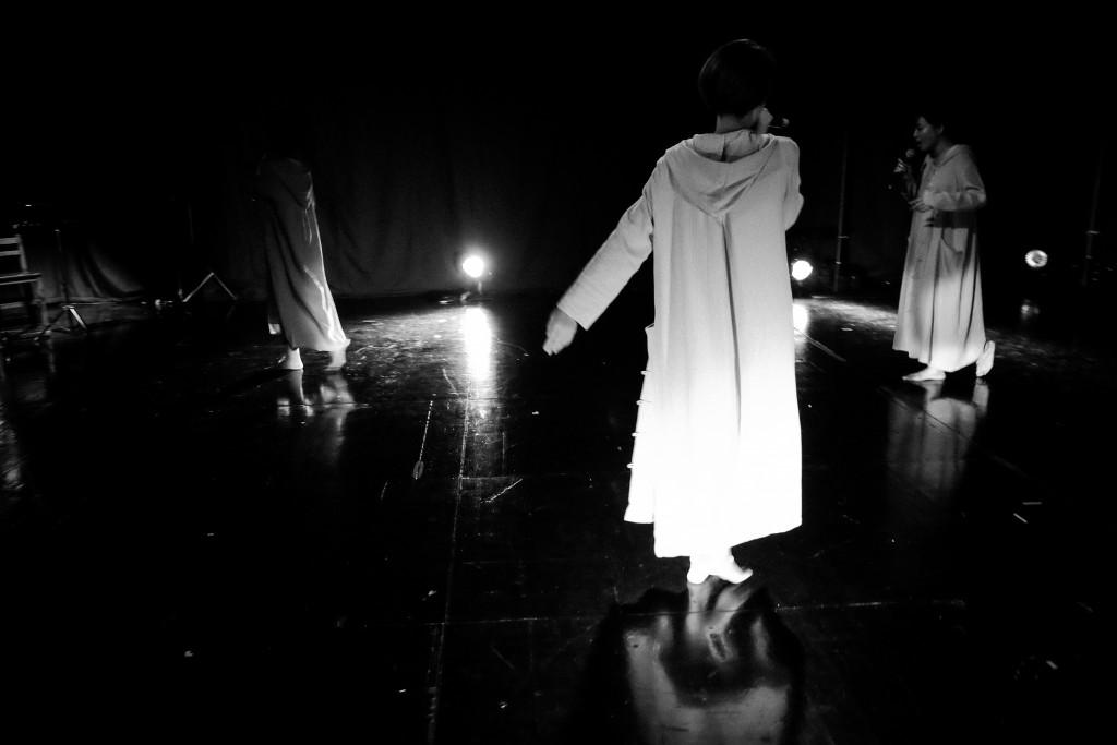 《音感2.0》演出相片(劇照由Water Singers提供/攝影│Felix Januário Vong)