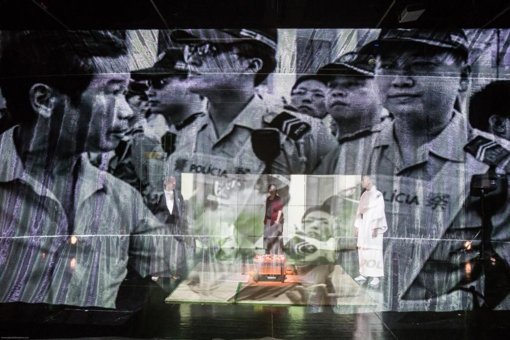 《手談坐隱》 (相片由劇場搏劇場提供 / 攝影│Mmeng)