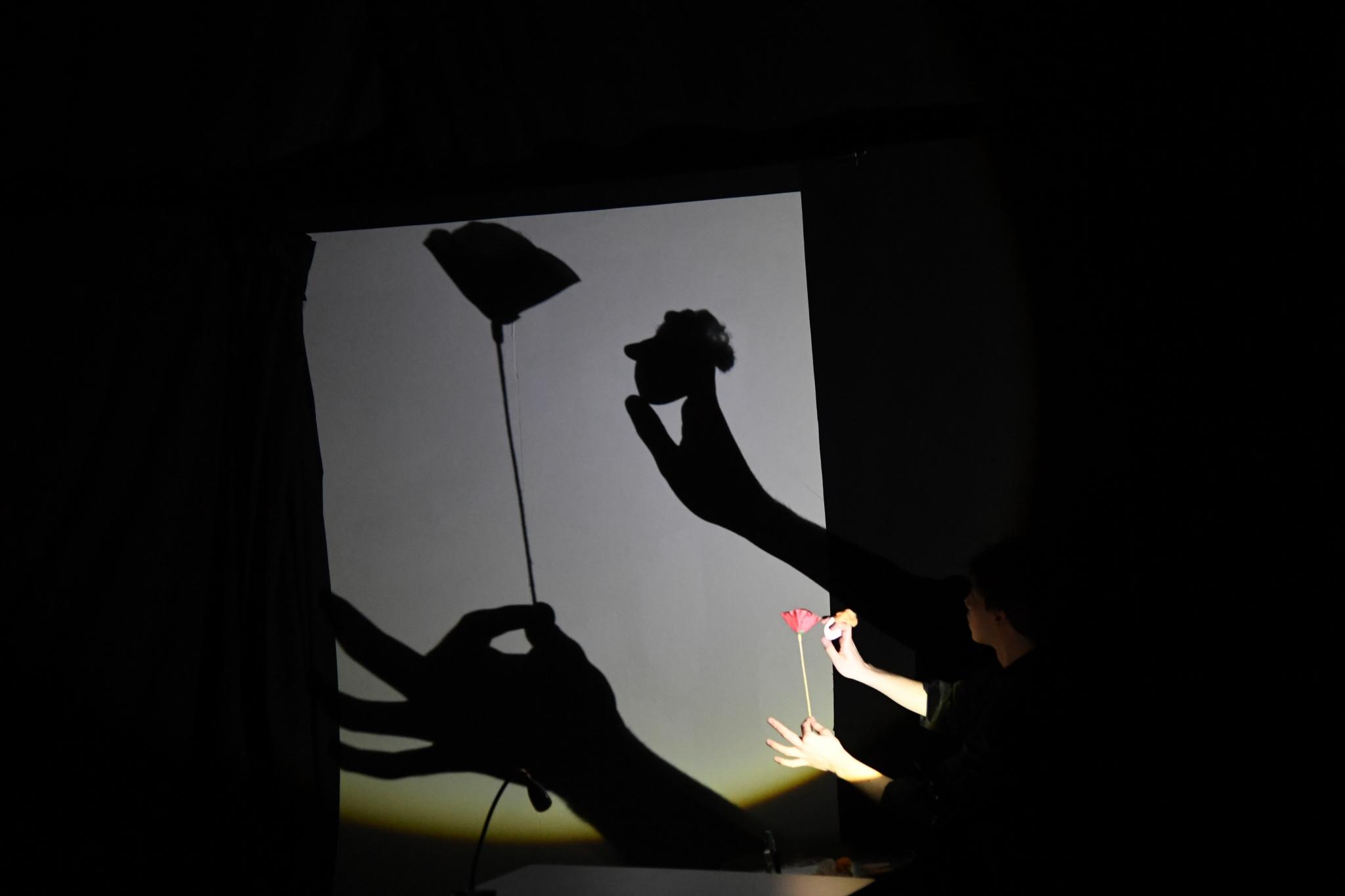 《光影夢工場》演出相片(劇照由澳門文化局提供)